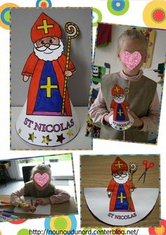 Christmas Activities, Christmas Crafts, St Nicholas Day, Advent, Gaspard, Yule, Saints, Creations, Blog