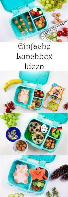 4 einfache lunchbox ideen fur kinder