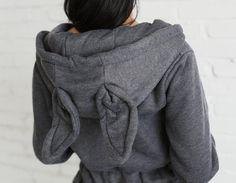 "Color:gray.black. Size:free size. Length:77cm/30.03"". Bust:88cm/34.32"". Waist:90cm/35.10"". Sleeve length:55cm/21.45"". Shoulder:40cm/15.60"". Fabric material:cotton. Tips: *Please double check above siz"