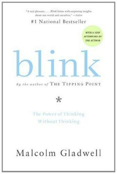 Blink is a book about how we think without thinking, about choices that seem to be made in an instant-in the blink of an eye-that actually aren't as simple as they seem.
