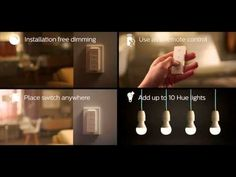 Hue wireless dimming kit