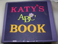 Make for Kaydence with Kate's ABC Cartridge!