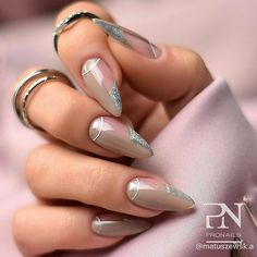 New nail art trends bring you unlimited nail design inspiration - Page 110 of 117 - Inspiration Diary New Nail Colors, Valentine's Day Nail Designs, Nagellack Trends, Mermaid Nails, New Nail Art, Summer Acrylic Nails, Rainbow Nails, Nagel Gel, Bridal Nails