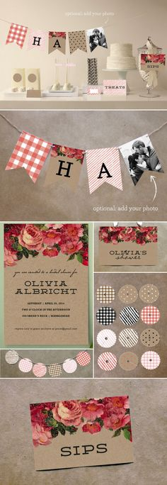 Parties made easy -- Minted
