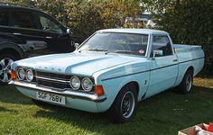 Ford Cortina mk3 pick up