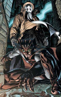 DC Comics. WATHCHMEN. - Minus