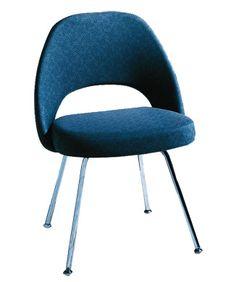 Knoll - saarinen side chair - metal legs | Modern Furniture | Zinc Details