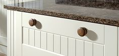 cabinet doors complete with handles - Google Search - Even plain wooden knobs can make an impact on your kitchen, find similar here http://www.handles4u.co.uk/products/Cabinet+Door+Handles+and+Knobs