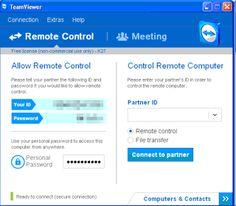 Cara Remote PC Dari Hp Android Dengan Aplikasi Teamviewer Mobilecara ngeblog di http://www.nbcdns.com