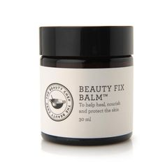 This soothing, healing, anti-inflammatory balm hydrates and resurfaces the skin with fermented organic coconut (chock-full of amino acids, peptides,...
