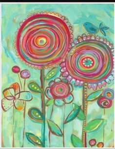 Цветочные фантазии