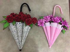 Paper flower bouquet craft for kids – Artofit Valentine Crafts For Kids, Mothers Day Crafts, Diy And Crafts, Arts And Crafts, Paper Crafts, Green Craft, Ribbon Sculpture, Flower Crafts, Paper Flowers