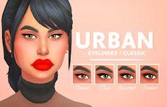 XUrbanSimsX Official Website: Urban Cosmetics