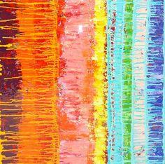 Land of colour 2 by Elizabeth Langreiter