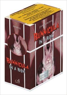 Bunnicula in a Box: Bunnicula; Howliday Inn; The Celery Stalks at Midnight; Nighty-Nightmare; Return to Howliday Inn; Bunnicula Strikes Again; Bunnicula Meets Edgar Allan Crow (Bunnicula and Friends): James Howe, C. F. Payne: 9781442485211: Amazon.com: Books