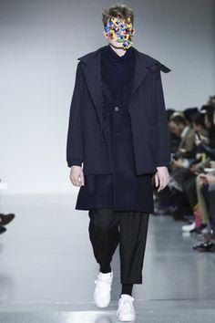 Agi & Sam Menswear Fall Winter 2015 London - NOWFASHION