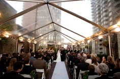 Midtown Loft and Terrace-  In case of rain  Wedding Venue with a Rooftop Garden on Fifth Avenue NYC