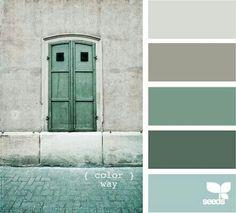 New Ideas For Bath Room Colors Palette Design Seeds Design Seeds, Paint Colors For Home, House Colors, Paint Colours, Colour Schemes, Color Combos, Colour Palettes, Paint Combinations, Interior Design Color Schemes