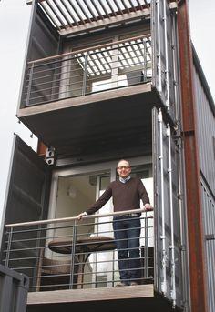 Container House - Casas container com dois ou mais pisos para pessoas que buscam novas experiências e um novo jeito de morar. Morar diferente e de forma eco... - Who Else Wants Simple Step-By-Step Plans To Design And Build A Container Home From Scratch?