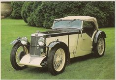 Vintage Cars, Antique Cars, Car Up, Mg Cars, Austin Healey, Barn Finds, Old Trucks, Cars And Motorcycles, Hot Rods