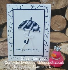 Stampin' Up! Susan Simpson UK Independent Stampin' Up! Demonstrator, Craftyduckydoodah!, Weather Together, Supplies available 24/7,