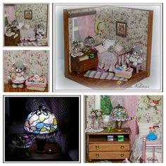 "rumboks diorama ""bear little room"" ♥"