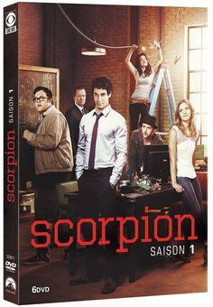 SCORPION Première Saison La première saison de scorpion est disponible en DVD le 2 Mars 2016 Scorpion est une série télévisée américaine développée par Nick Santora, basée sur la vie de l'informaticien Walter O'Brien, et diffusée depuis le 22 septembre...