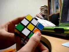 "How to Solve a Rubik's Cube - Part 1 - ""White Cross"""