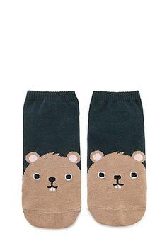 Beaver Ankle Socks