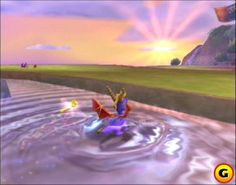 Spyro: Enter the Dragonfly screenshot
