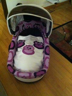 Emmaljunga Edge Dou babybag