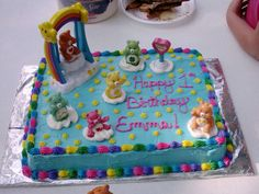 Care Bear Cake                                                       …