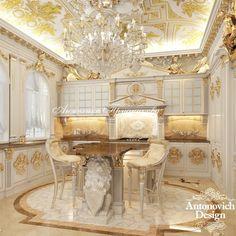 45 ideas for kitchen luxury luxus Luxury Decor, Luxury Interior, Home Interior Design, Luxury Kitchen Design, Luxury Kitchens, Kitchen Designs, Beautiful Kitchens, Beautiful Interiors, Old Chandelier