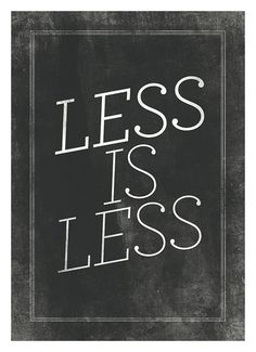Black and white quotes poster