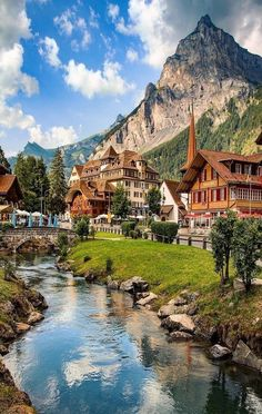 Beautiful Places To Travel, Cool Places To Visit, Places To Go, Places Around The World, Travel Around The World, Around The Worlds, Dream Vacations, Vacation Spots, Places In Switzerland