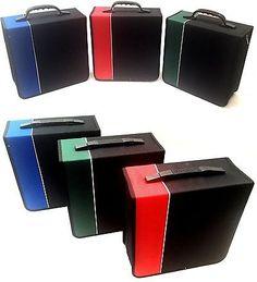 Media Cases and Storage Boostwaves 520 Cloth Cd Dvd Blu-Ray Media Wallet Folder  sc 1 st  Pinterest & Media Cases and Storage: 3 Pack 200 Disc Cd Dvd Case Wallet Album ...