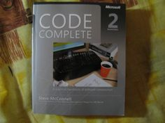 Code Complete 2 - Oldie but a goodie #programming