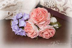 Делаем английские розы из фоамирана - Ярмарка Мастеров - ручная работа, handmade