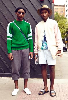 LCM Street Style Day 2