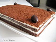 Gâteau au mascarpone & chocolat Tiramisu, Buffet, Muffins, Cake, Ethnic Recipes, Food, Mascarpone Cake, Muffin, Kuchen