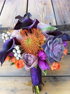 Blooms and Blossoms. #weddings #flowers