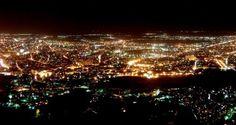 Ночная жизнь в Оране