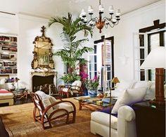 Happy Birthday, Ralph Lauren! Tour His Homes Across the Globe via @mydomaine