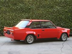 Fiat131abarth - the new ones are sooo different!