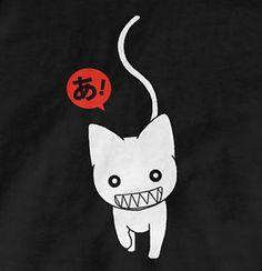 Azumanga Daioh Tee - Manga T-Shirt - Anime Tshirt - Japanese cats T New