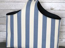 Maritime Shopper Bag