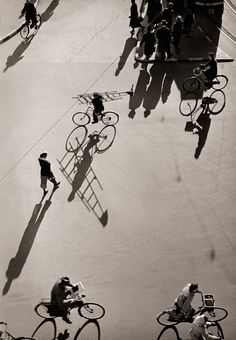 Erik Petersen. I love this image. There's so much going on with the effect of the shadows.
