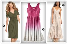 Dresses for Apple Shaped Women | Best casual dresses for apple body shapes