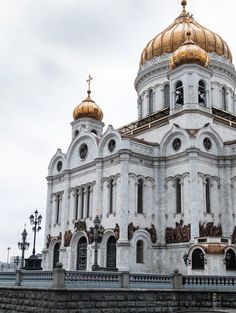 Cathedral of Christ the Savior Moscow, Russia -