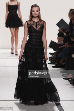 black lace dress stage - Google Search
